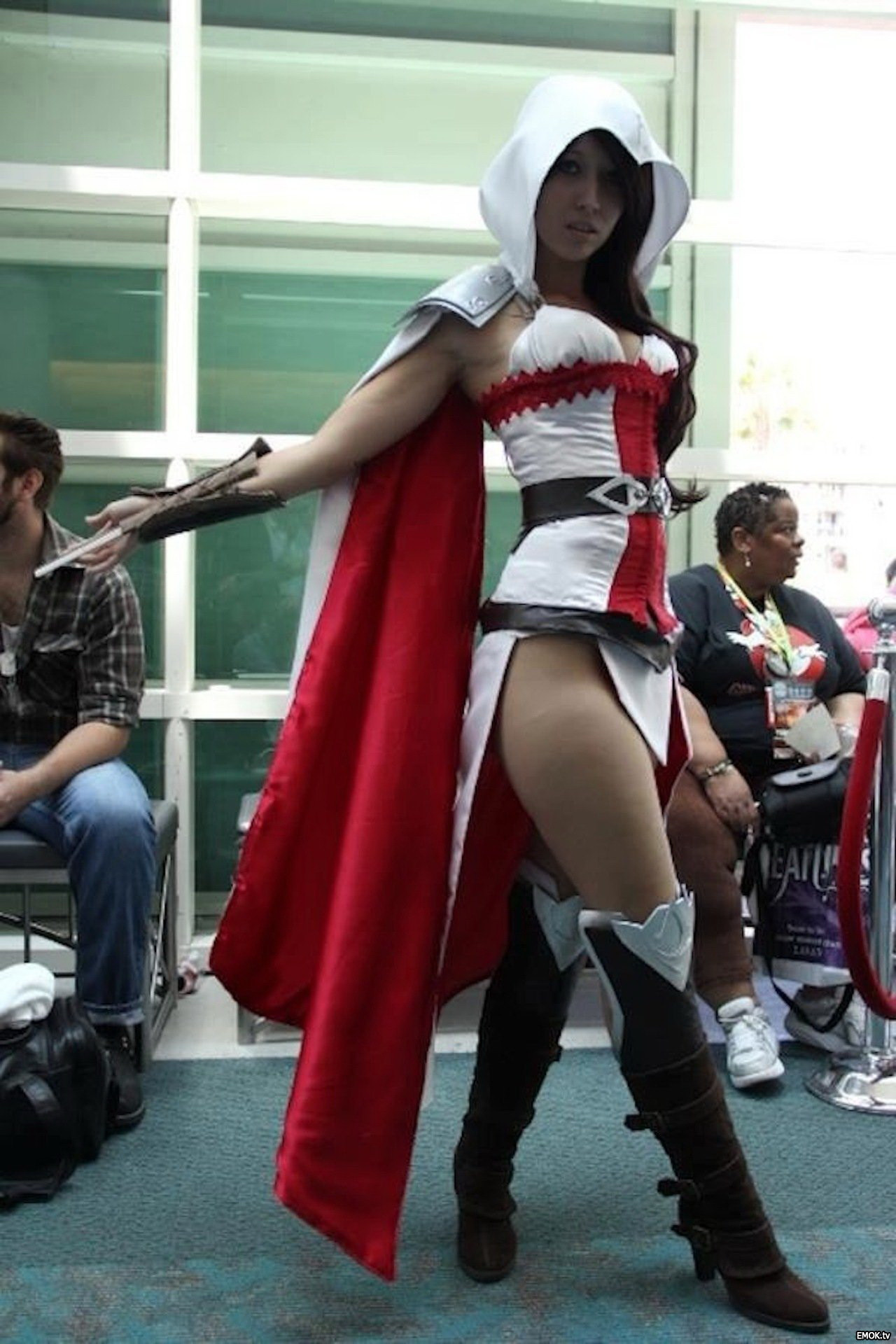 Assassins creed porn cosplay smut pic